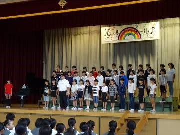 桜山小6年生