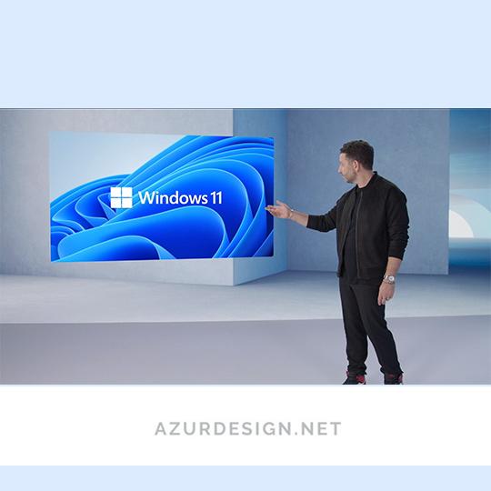 Microsoft da su presentación de Windows 11