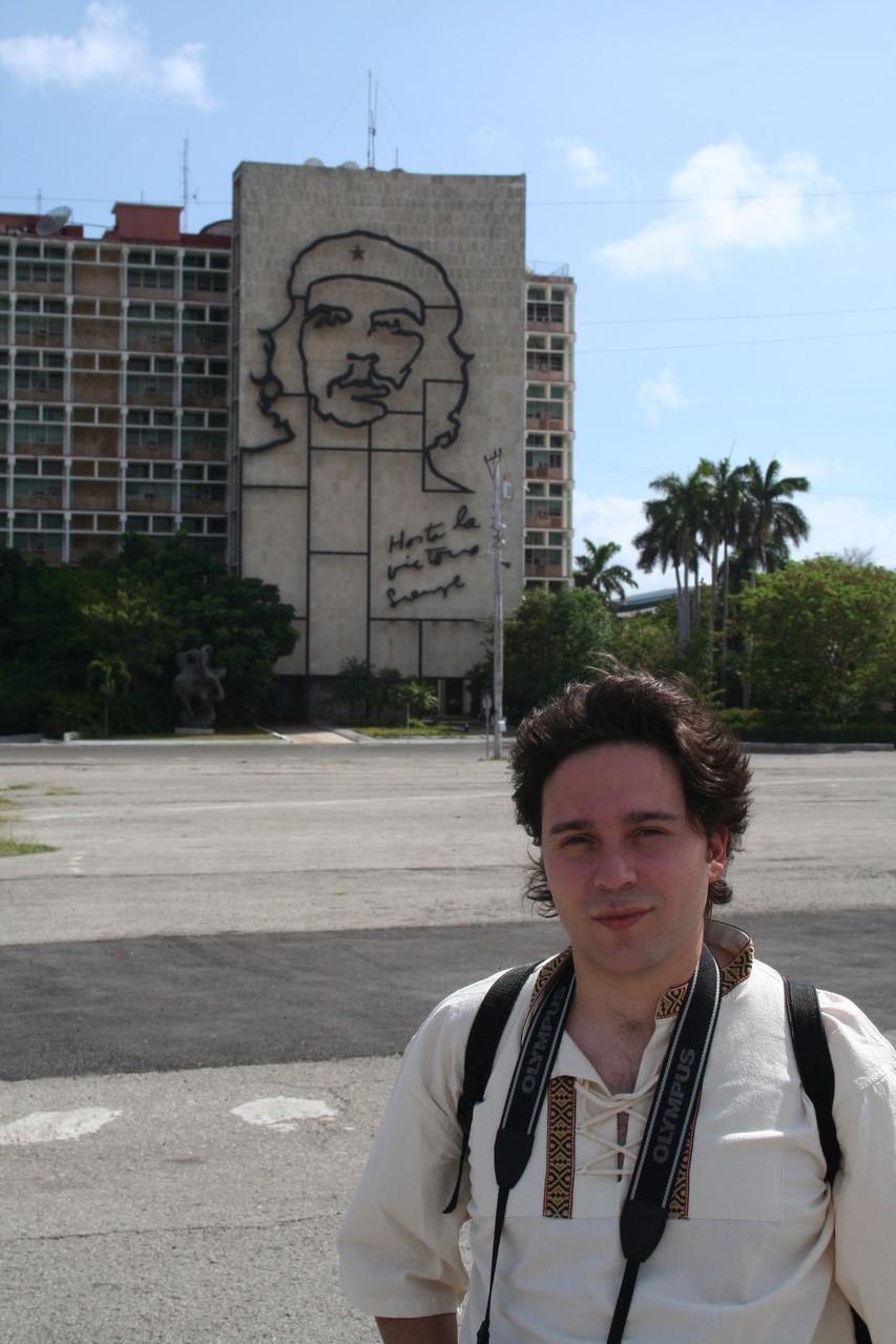 Plaza de la Revolución. La Habana (Cuba).