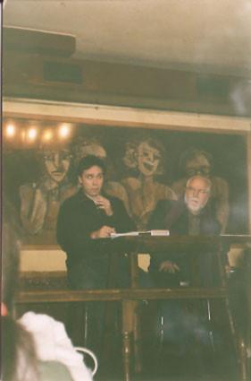 En La Tertulia con Juan de Loxa