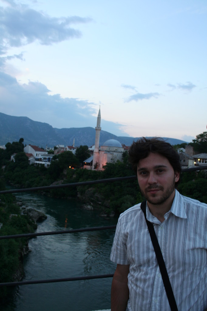 Mostar, Bosnia Herzegovina.