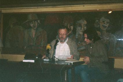 Con Mariano Maresca