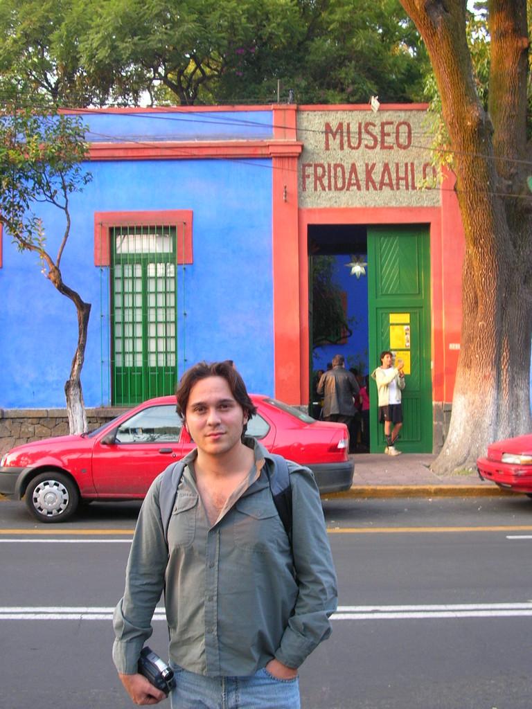 La casa azul, Coyoacán, México