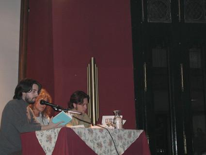 Lectura en Buenos Aires