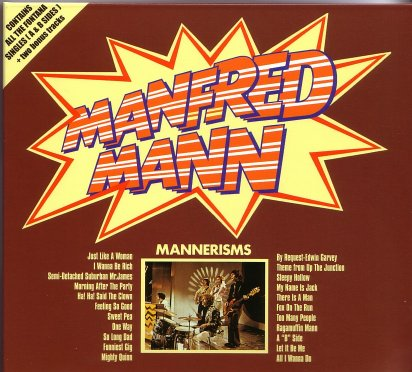 Mannerisms Front Cover