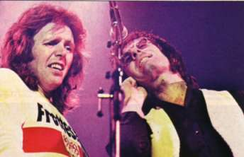 Pat King & Manfred Mann 1979