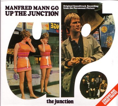 Up The Junction FRont Cover