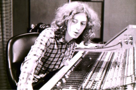 Laurie Latham – Engineer C1978 (Photo: Pat King)