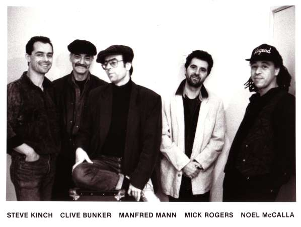 Manfred Mann's Earth Band 1991