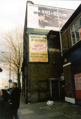 The Workhouse - Manfred Mann's Studio, Old Kent Road, London