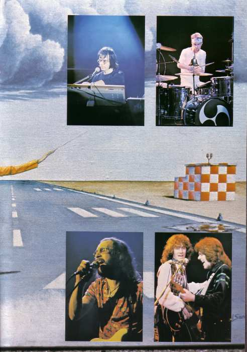 Watch Tour Programme 1978 - Page 4
