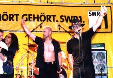 Stuttgart Free Festival 9 June 2002