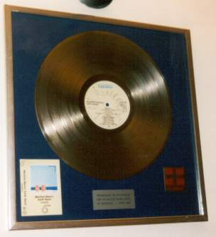 Watch Gold Disc