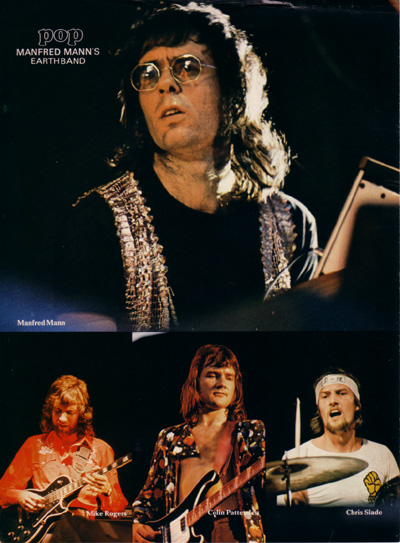 Manfred Mann's Earth Band 1974