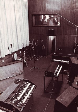 Studio One - before it was redeveloped