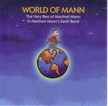 World of Mann Front Cover