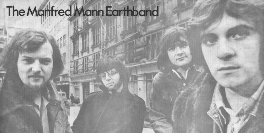 Manfred Mann's Earth Band 1972