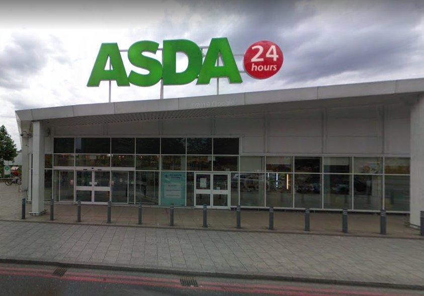 Asda supermarket - 2008 (Photo: Google)