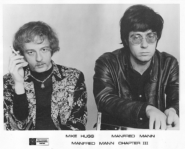 Mike Hugg &  Manfred Mann - Chapter 3