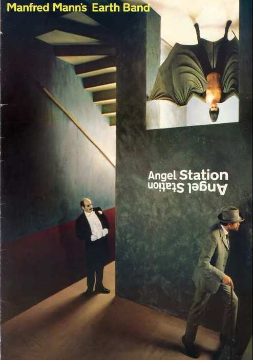 Angel Station Tour Programme Page 19