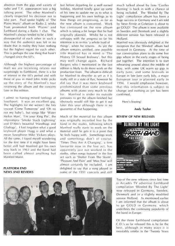Platform End Summer 1993 - Page 3
