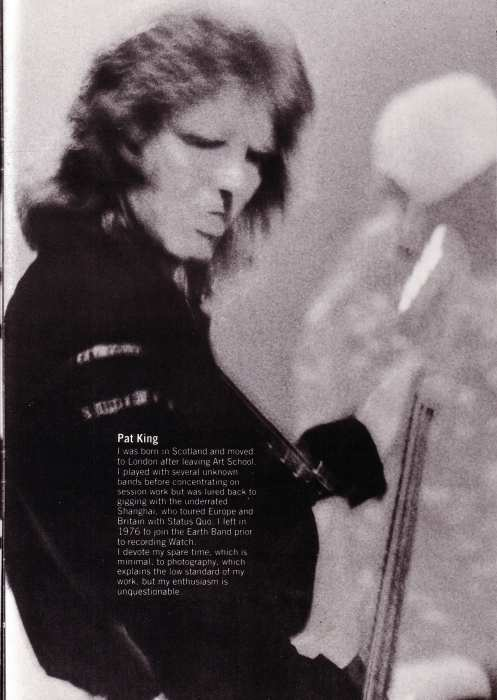 Angel Station Tour Programme Page 16