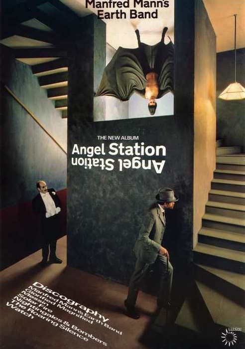 Angel Station Tour Programme Page 1