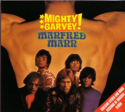 Mighty Garvey Front Cover