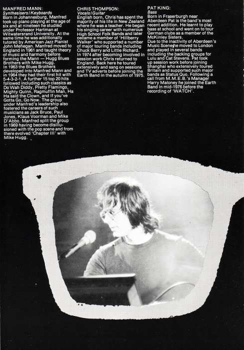 Watch Tour Programme 1978 - Page 9