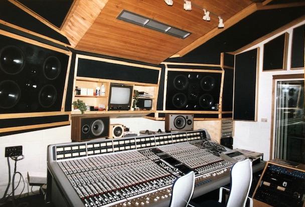 Studio Two Control Room One (Photo: Ian Tompson)