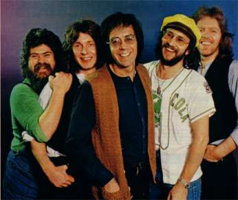 Manfred Mann's Earth Band 1979 - Full Group