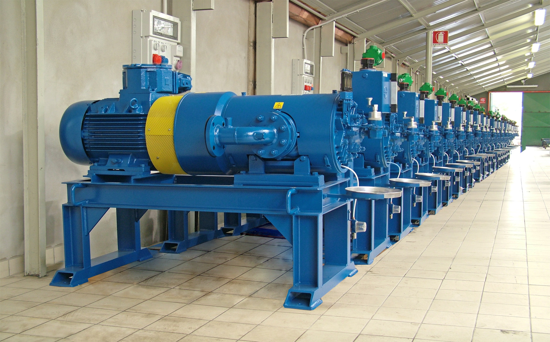 Compresores para biogas