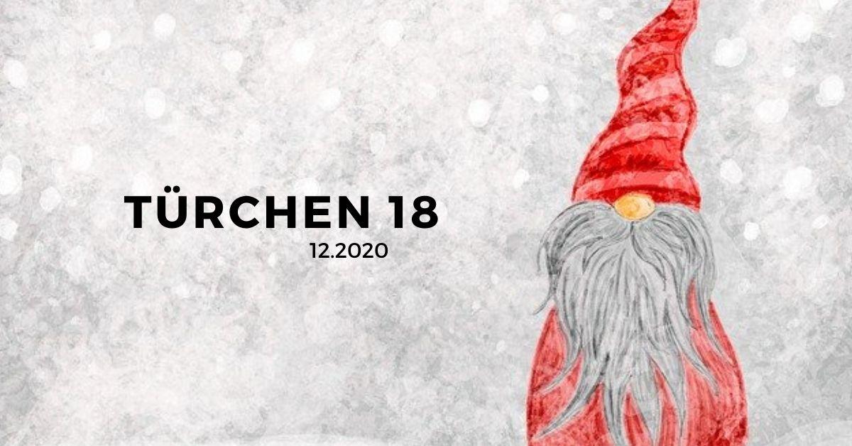 """Türchen 18 """"Schlitten"""""""