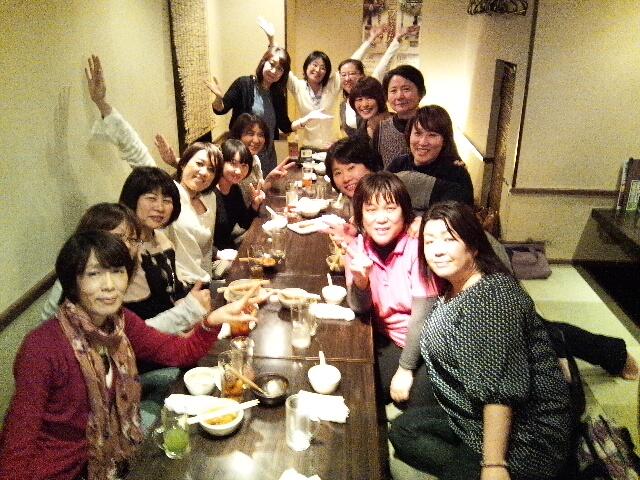 2013/5 女子会