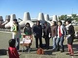 2011/12大磯市初参加2