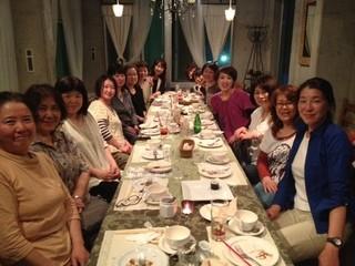 2011女子会