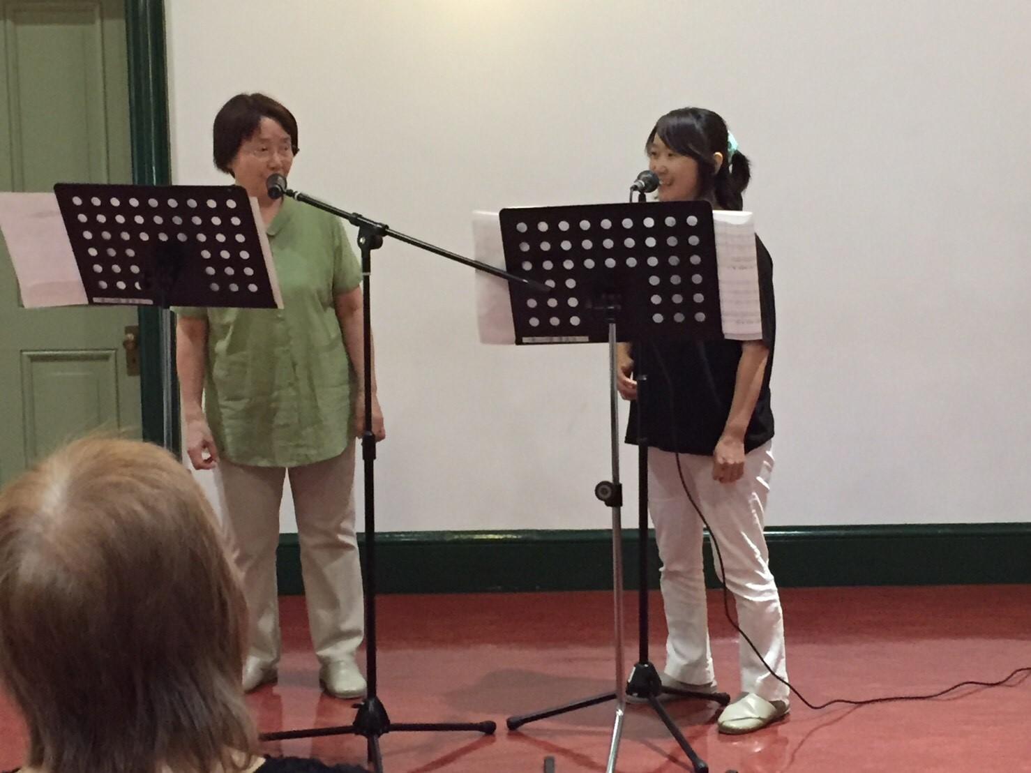 Hiromi&Risako