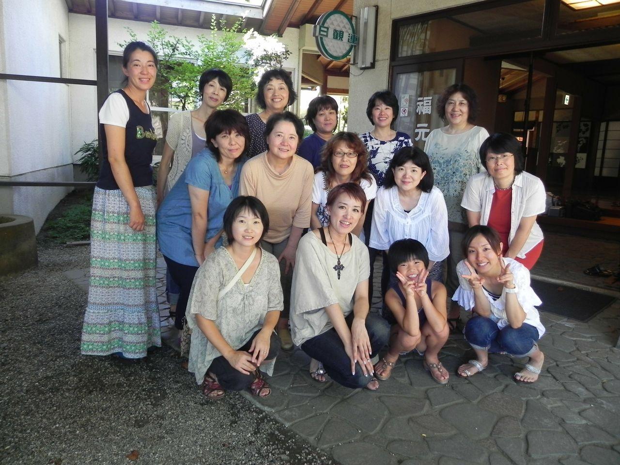 2012/8 夏合宿