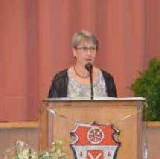 3. Bürgermeisterin Bettina Göller (Bild von Christine Reichert-Rachor)