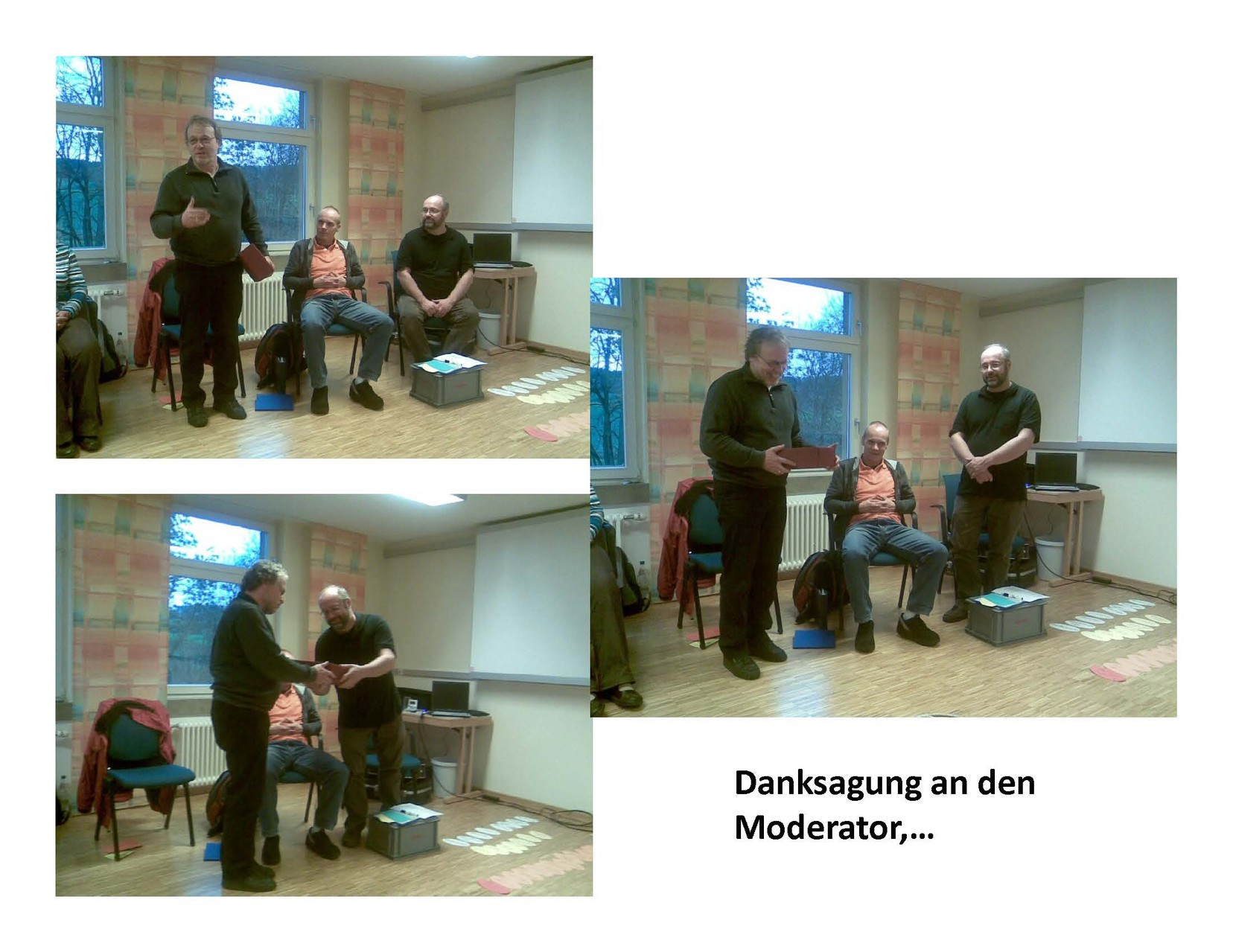 Begegnungs- und Kennenlerntag im November 2010 in Schmerlenbach