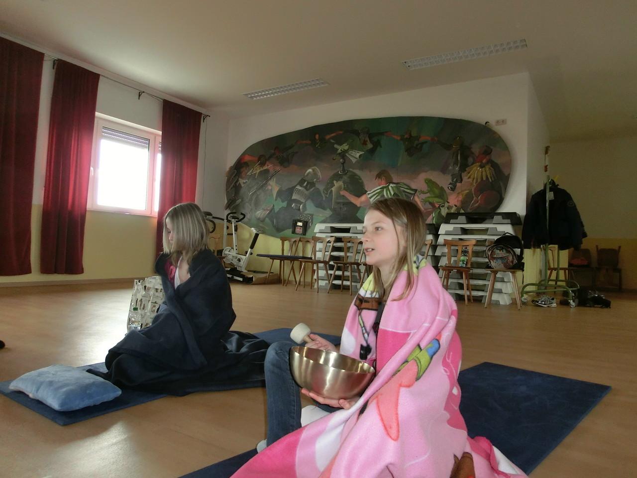 Klangentspannung mit Petra Göpfert