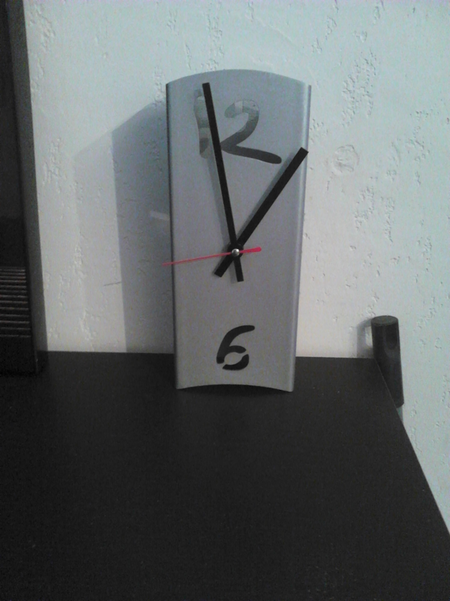 Petite Horloge Inox