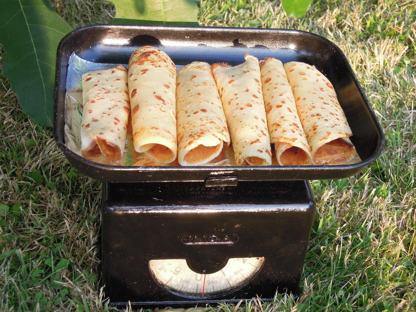 French Pancakes