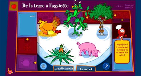 Site jeunesse Les petits repères - Marque repère