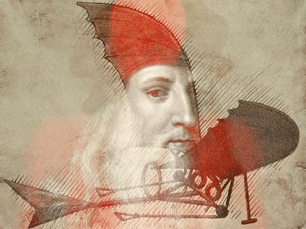 Application iPad La machine à rêves de Leonardo da Vinci - Cité des sciences et de l'industrie - Application iPad