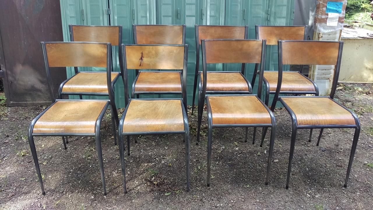 Edle Stühle stühle bänke villaterra vintage industrie design industriemöbel