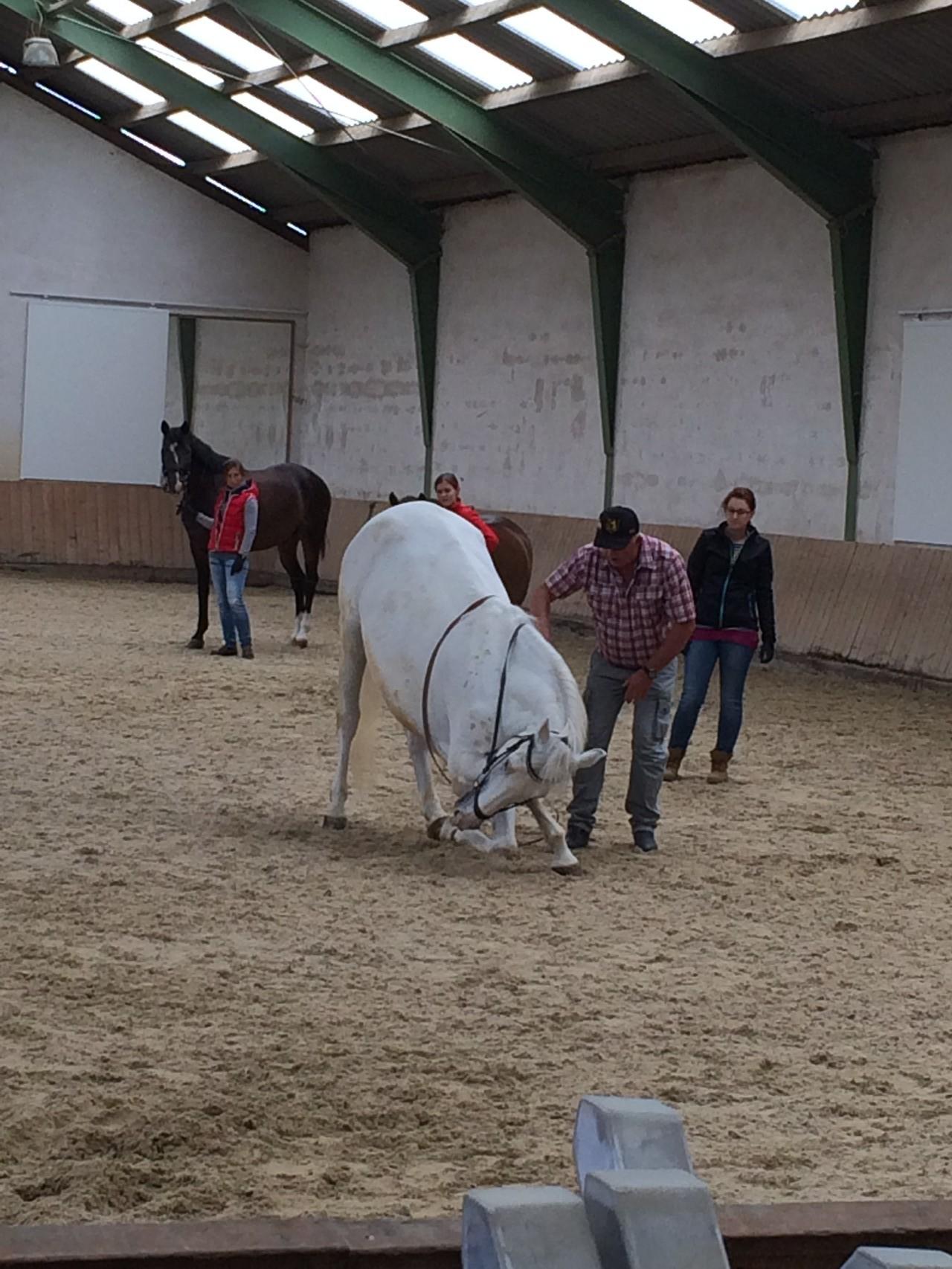 Caspar mit Wolfgang und Nadine