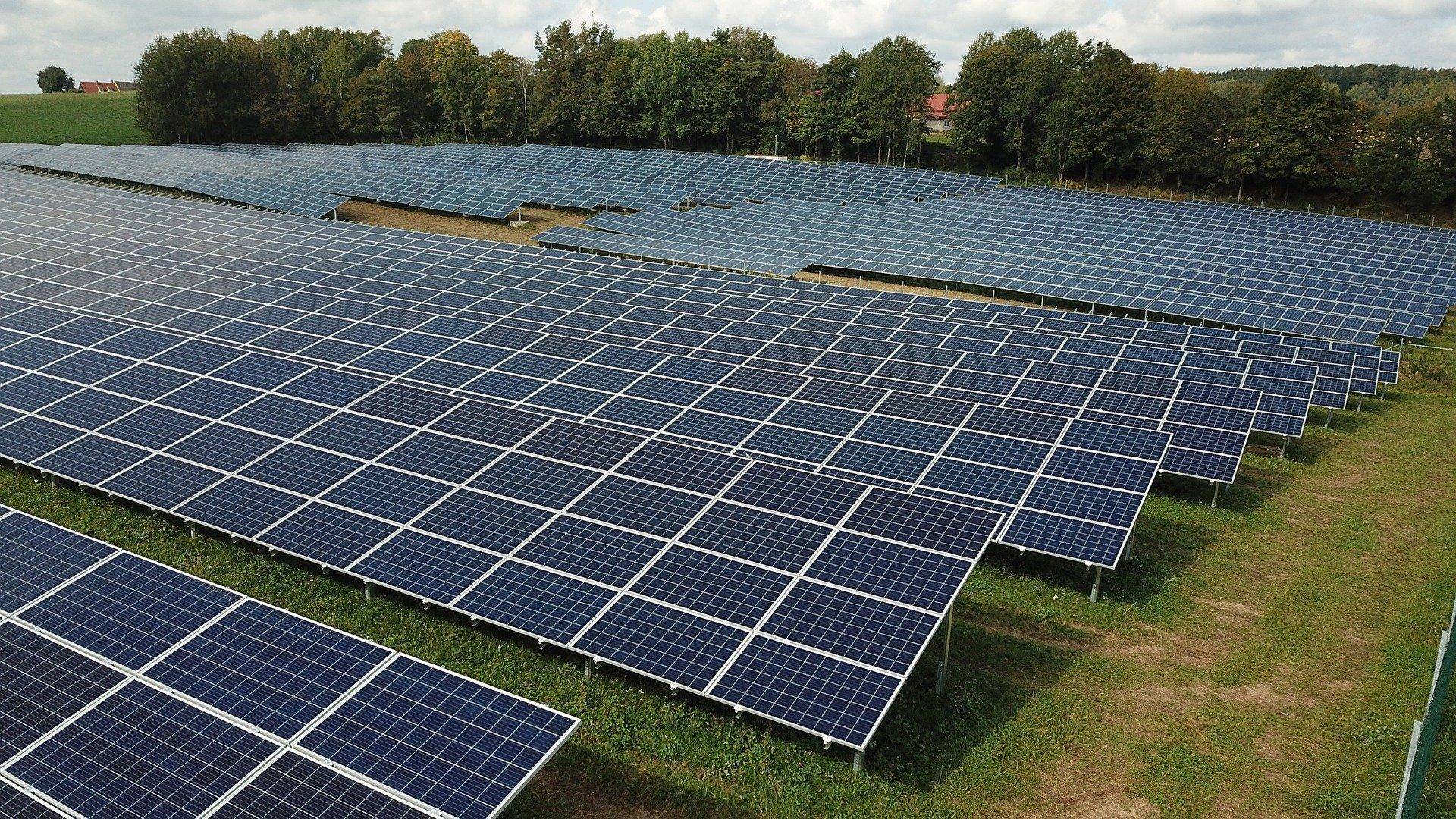 Industrielle Solaranlagen