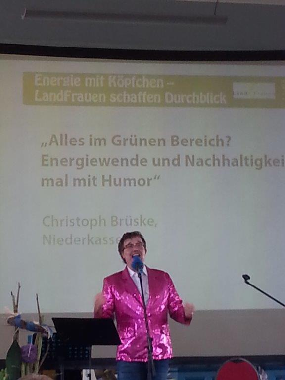 Entertainer Christoph Brüske