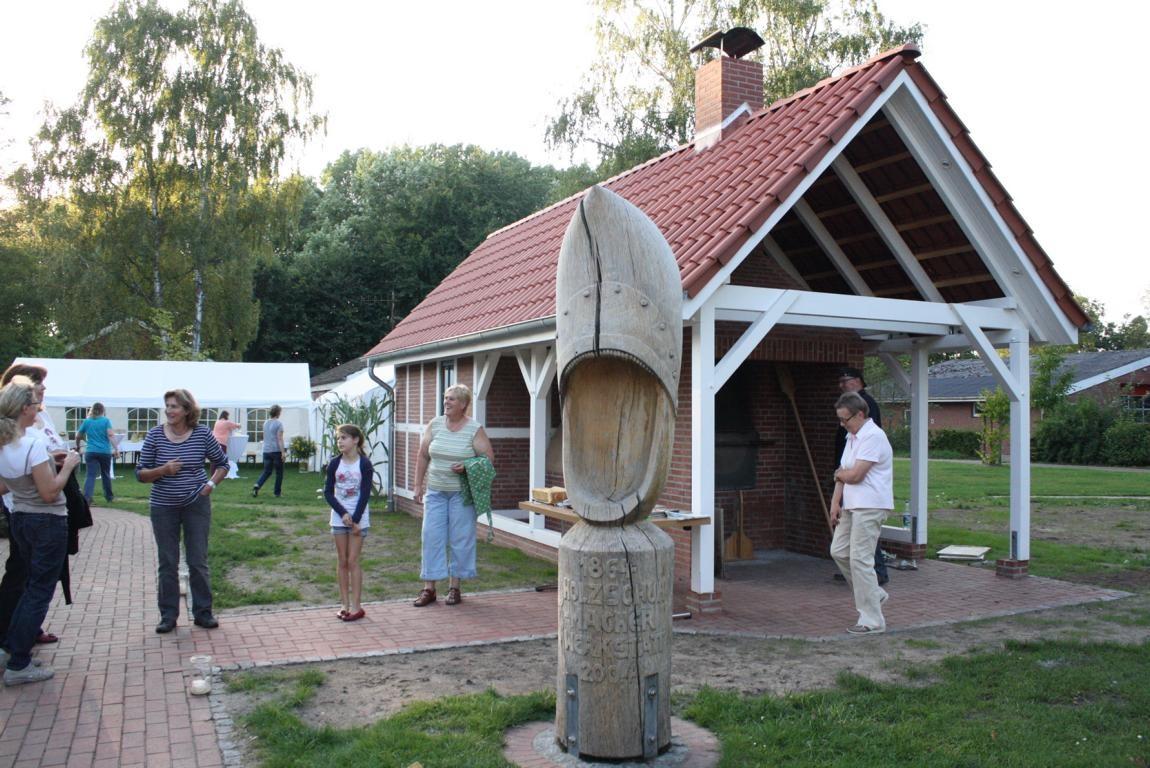 Das Backhaus in Steinau.